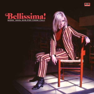 Foto von Bellissima! More 1960s She-Pop From Italy (ltd. white vinyl)