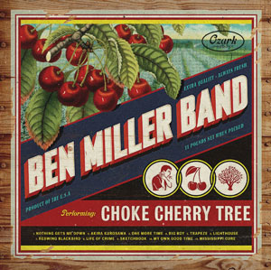 Cover von Choke Cherry Tree