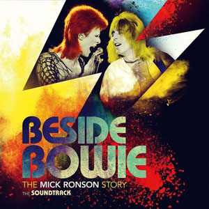 Cover von Beside Bowie: The Mick Ronson Story