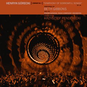 Cover von Henryk Górecki: Symphony No. 3