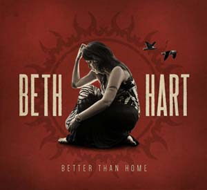 Foto von Better Than Home (180g red vinyl)