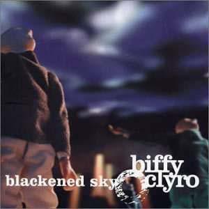 Cover von Blackened Sky