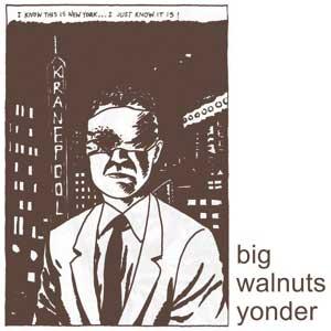 Cover von Big Walnuts Yonder