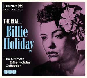 Foto von The Real ... Billie Holiday