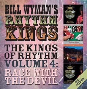 Foto von The Kings Of Rhythm Vol. 4: Race With The Devil