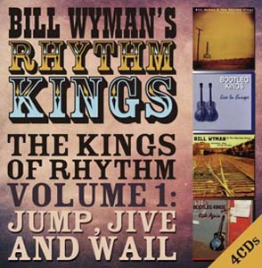 Foto von The Kings Of Rhythm Vol. 1: Jump, Jive & Wail