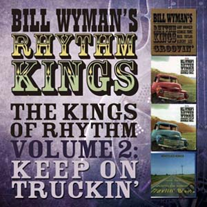 Foto von The Kings Of Rhythm Vol. 2: Keep On Truckin'