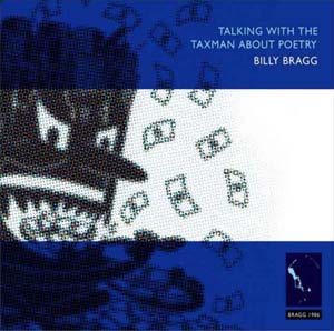 Cover von Talking With The Taxman About Poetry