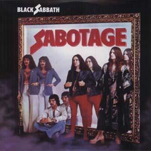 Cover von Sabotage (180g)