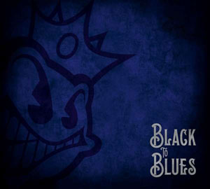 Foto von Black To Blues (180g blue vinyl)
