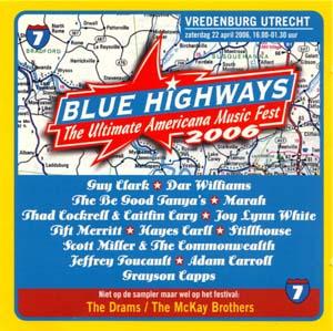 Foto von Blue Highways 2006