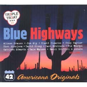 Foto von Blue Highways Vol. 1: 42 Americana Originals