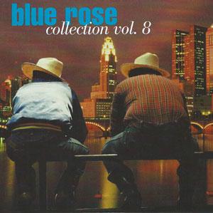 Cover von Blue Rose Coll. 8
