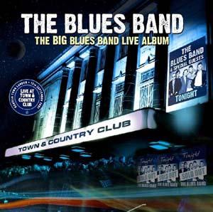 Cover von The Big Blues Band Live Album