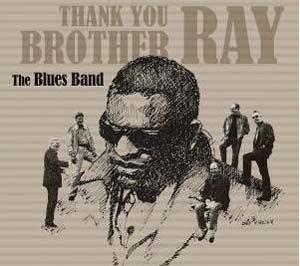 Cover von Thank You Brother Ray