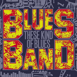 Cover von These Kind Of Blues
