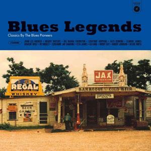 Foto von Blues Legends (180g)
