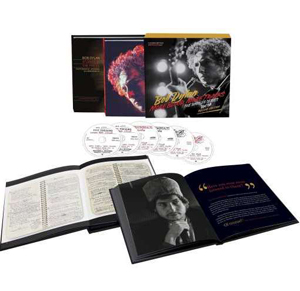 Foto von More Blood, More Tracks: The Bootleg Series Vol. 14 (6-CD + 2 Bücher)
