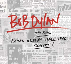 Cover von The Real Royal Albert Hall 1966 Concert
