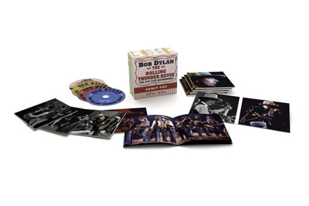 Cover von The Rolling Thunder Revue: The 1975 Live Recordings