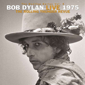 Cover von Bootleg Series 5: Live 1975 The Rolling Thunder Revue