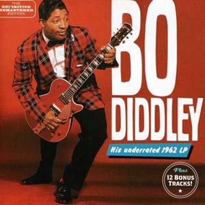 Foto von Bo Diddley (+12 Bonustracks)