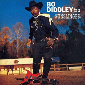 Foto von Bo Diddley Is A Gunslinger