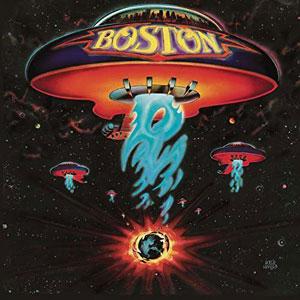 Cover von Boston