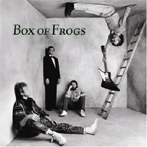Cover von Box Of Frogs/Strange Land