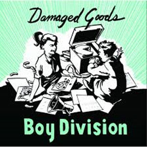 Cover von Damaged Goods
