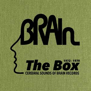 Cover von Brain - The Box: Cerebral Sounds Of Brain Records 1972-1979 (Ltd.)
