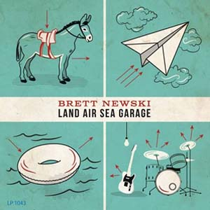 Foto von Land Sea Air Garage