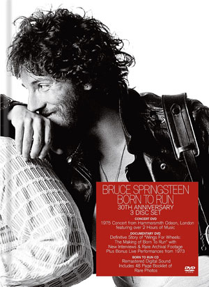 Cover von Born To Run 30th Anniversary