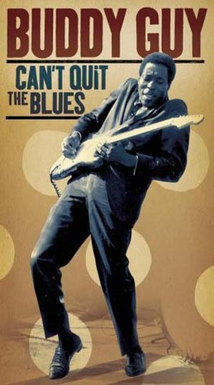 Cover von Can't Quit The Blues (+DVD)
