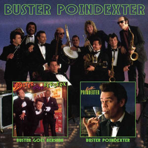 Cover von Buster Poindexter/Buster Goes Berserk