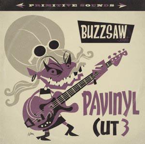 Foto von Buzzsaw Joint - Cut 3/Pavinyl