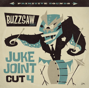 Cover von Buzzsaw Joint - Cut 4/Juke Joint