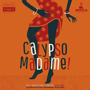 Cover von Calypso Madame!