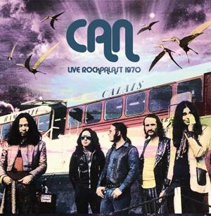 Cover von Live Rockpalast 1970