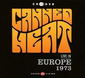 Foto von Live In Europe 1973
