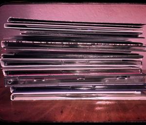 Foto von CD-Paket