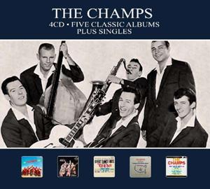 Cover von 5 Classic Albums plus Singles