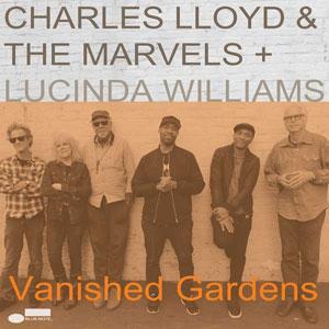 Cover von Vanished Gardens