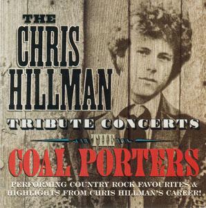 Cover von Chris Hillman Tribute Concert