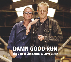 Cover von Damn Good Run-The Best Of