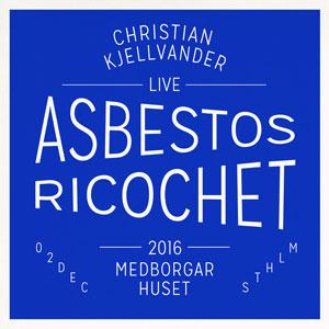 Foto von Asbestos Ricochet: Live Medborgar Huset, Stockholm