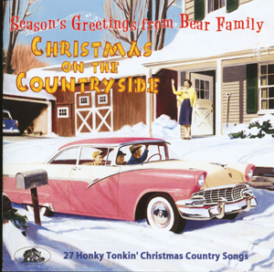 Foto von Christmas On The Countryside: 27 Honky Tonkin' Christmas Country Songs