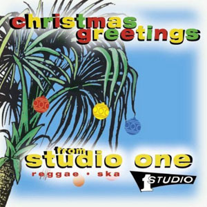Cover von Christmas Greetings From Studio One