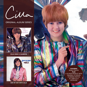 Foto von Cilla Sings A Rainbow/Day By Day With Cilla (rem.& exp.)