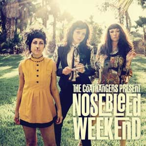 Cover von Nosebleed Weekend